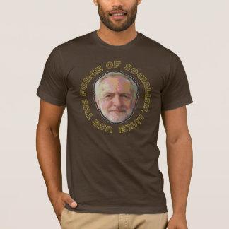 Camiseta de Jeremy Corbyn, color de Jedi