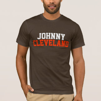 Camiseta de Johnny Cleveland