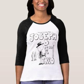 Camiseta de José Edgar del trío