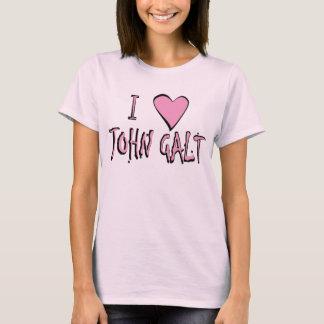 Camiseta de Juan Galt del corazón I