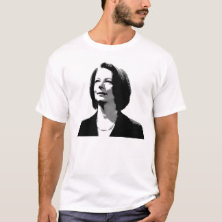 Camiseta de Julia Gillard