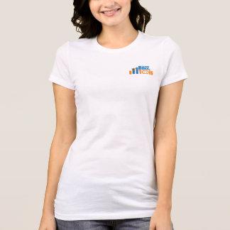 Camiseta de la abeja de las mujeres
