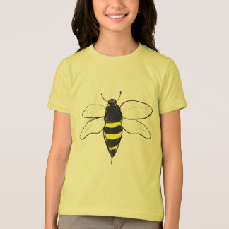 camiseta de la abeja del cazador