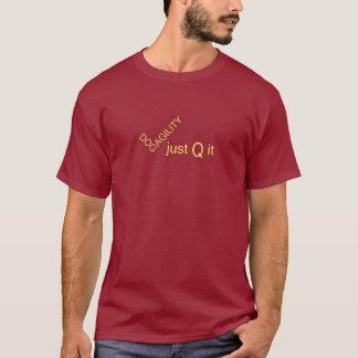Camiseta de la agilidad del perro