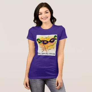 Camiseta de la asociación del carnaval de la