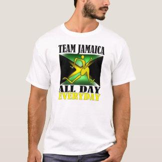 Camiseta de la ayuda de Jamaica del equipo