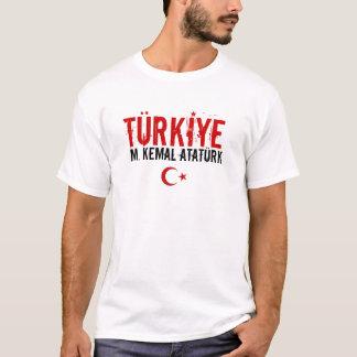 Camiseta de la bahía de Turkiye