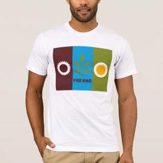 Camiseta de la bandera de Fresno