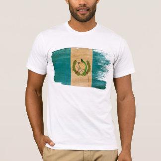 Camiseta de la bandera de Guatemala
