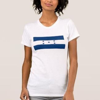 Camiseta de la bandera de Honduras