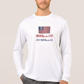 Camiseta de la bandera de Obama