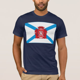 Camiseta de la bandera de Río de Janeiro