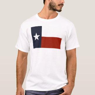 Camiseta de la bandera de Tejas