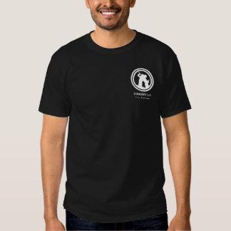 Camiseta de la barra del concierto de los hombres