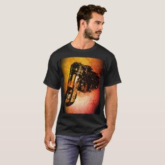 camiseta de la bici del pedazo