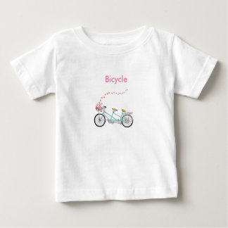 CAMISETA de la bicicleta