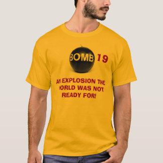 Camiseta de la BOMBA 19