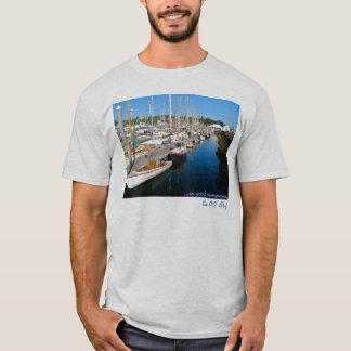 Camiseta de la buena compañía del Skiff de la
