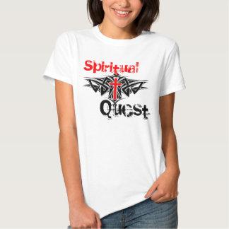 "Camiseta de la ""búsqueda espiritual"""