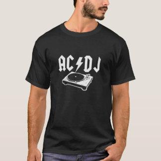 Camiseta de la CA DJ