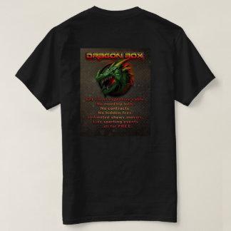 Camiseta de la caja del dragón