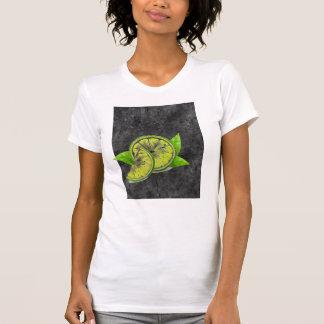 Camiseta de la cal del Grunge