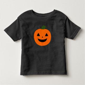 Camiseta de la calabaza de Halloween