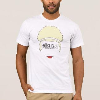 Camiseta de la camisa de Blondie de la ruda de