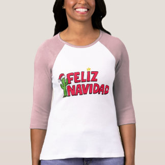 Camiseta de la camiseta de Feliz Navidad