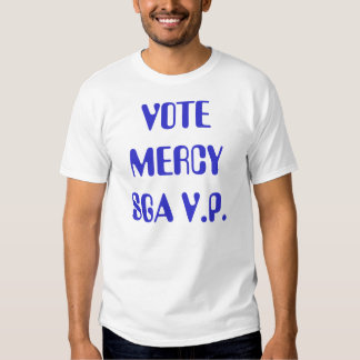 Camiseta de la campaña de la misericordia