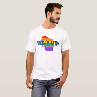 Camiseta de la campaña de LGBT