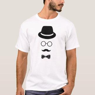 Camiseta de la cara del inconformista