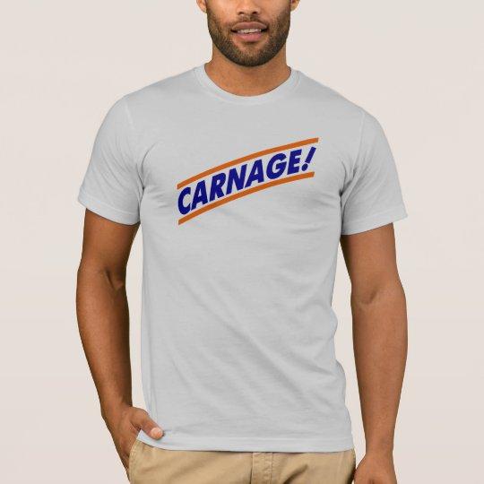 Camiseta de la carnicería