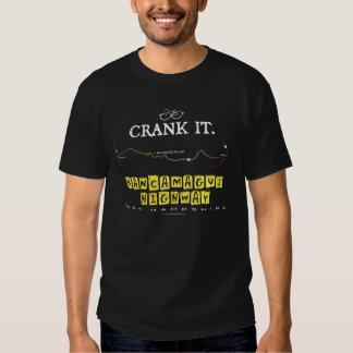 Camiseta de la carretera de Kancamagus