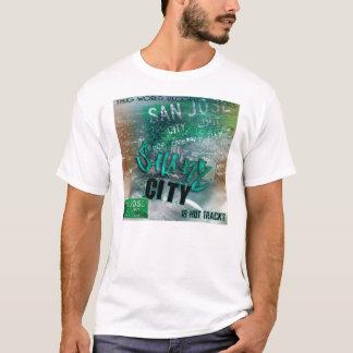 camiseta de la ciudad del tiburón de los récores