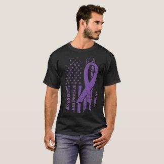 Camiseta de la conciencia de Alzheimers