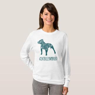 Camiseta de la conciencia de Pitbull