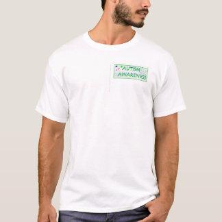 Camiseta de la conciencia del autismo