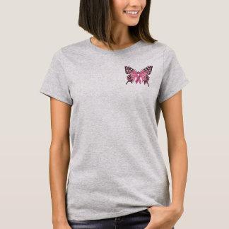 Camiseta de la conciencia del cáncer de pecho