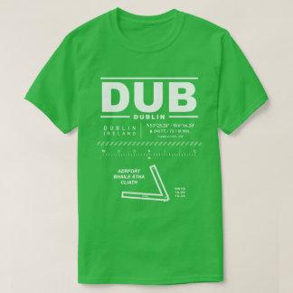 Camiseta de la COPIA del aeropuerto de Dublín