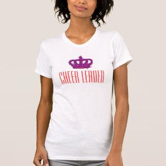 Camiseta de la corona del líder de la alegría