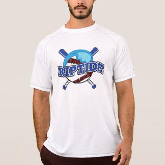 Camiseta de la corriente de resaca de T&C