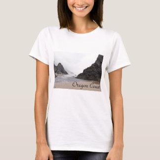 Camiseta de la costa de Oregon
