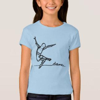 Camiseta de la danza moderna (niños)