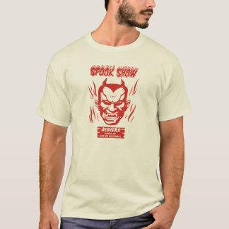 Camiseta de la demostración del espectro del