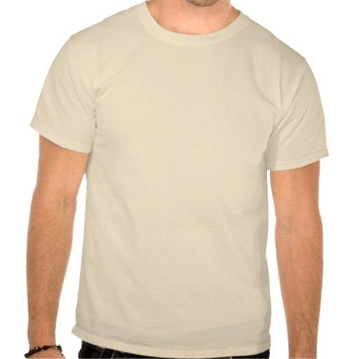 Camiseta de la demostración del espectro del autoc
