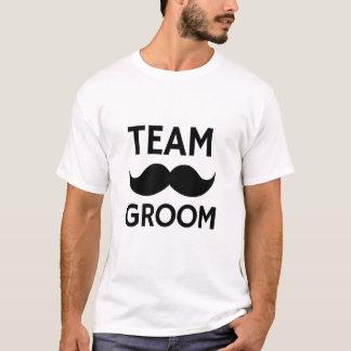 Camiseta de la despedida de soltero del novio del
