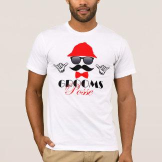 Camiseta de la despedida de soltero - pandilla de