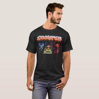Camiseta de la discusión de la víbora de la