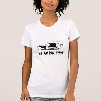 Camiseta de la diversión del cocinero de Amish